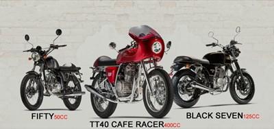 Mash Motorräder ab sofort bei uns!