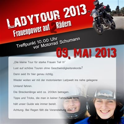 Ladytour 2013
