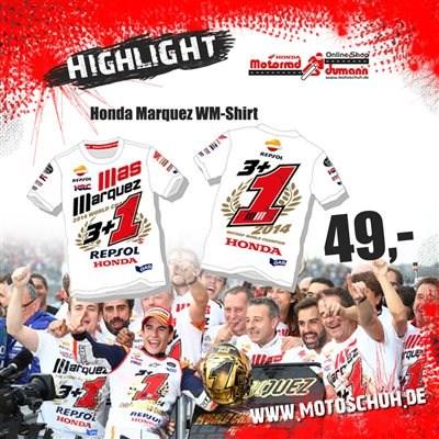 Honda Marquez-WM-ShirT