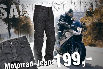 Motorrad-Jeans