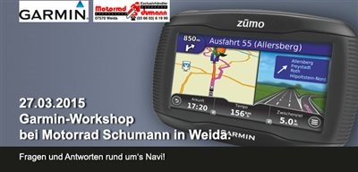 Garmin-Workshop