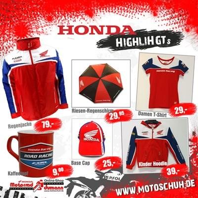 Unsere Honda Highlights