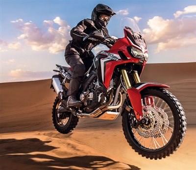 Die Motorrad-Premiere des Jahres