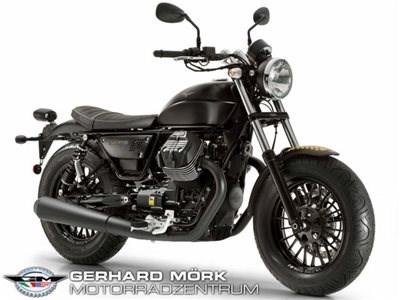 Die Neue Moto Guzzi V9 Bobber