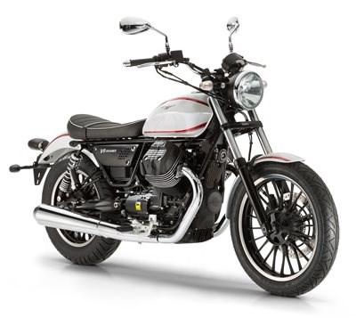 Neue Modelle von Moto Guzzi