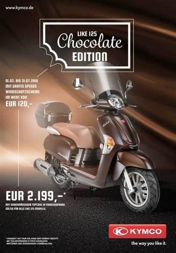 Like Chocolate Edition