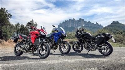 Yamaha Tracer 700 - der neue Sporttourer