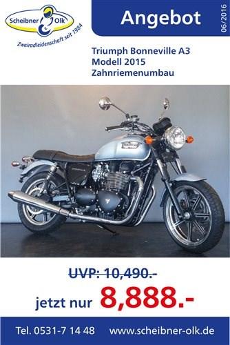 Motorrad des Monats