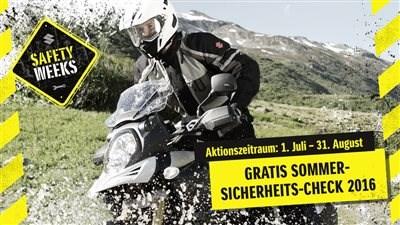 Suzuki Safety Weeks