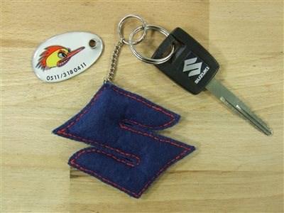 NEU : Handgearbeitete Schlüsselanhänger