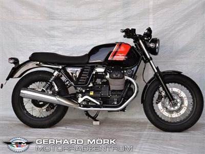 """Moto Guzzi V7 II Special """"Herbstaktion"""""""