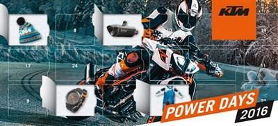 50 € Powerday-Gutschein bei hmf / KTM Mainfranken