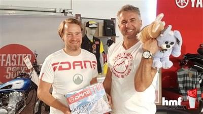 DANE Trophy Trans Himalaya - 170 Gäste, 683 € Spendeneinnahme und 2 Einkaufschips!
