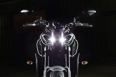 Neuheit Yamaha MT09 '17 eingetroffen