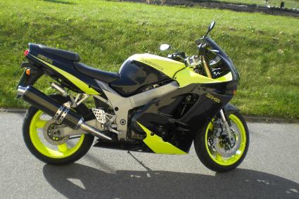 ZX-9R Ninja