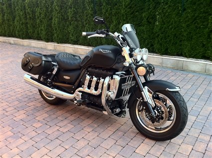 Triumph Rocket Touring