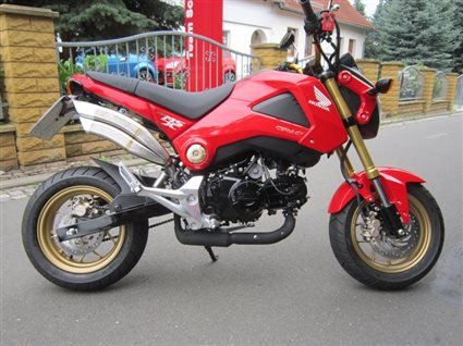 MSX 125