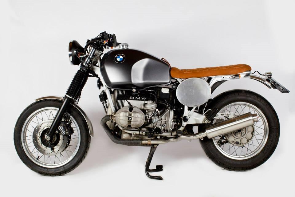 details zum custom bike bmw r 100 r des h ndlers ws. Black Bedroom Furniture Sets. Home Design Ideas