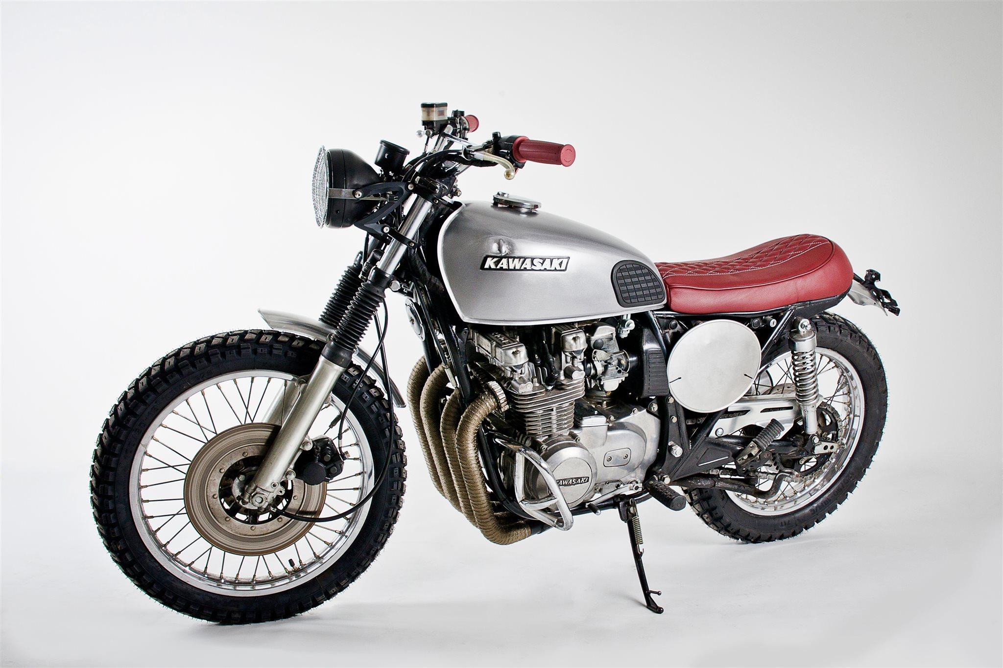 Bike Kawasaki Z