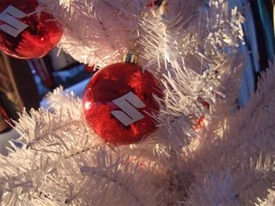 Der Weihnachts-Truck war da...