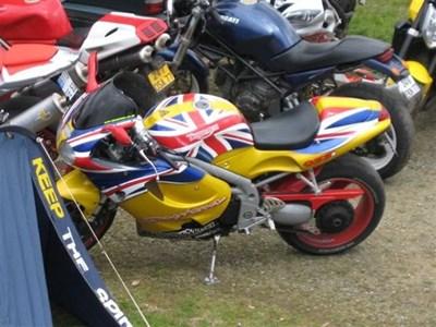 Moto GP Le Mans