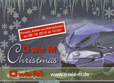 O wie M Christmas