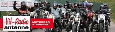 HitRadio Antenne Motorrad Sternfahrt in den Heide Park Soltau
