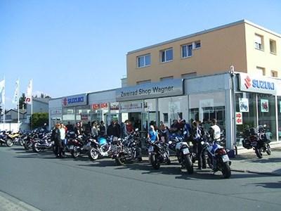 Biker`s Day 2012 und WAA 2012