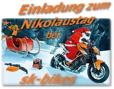 Nikolaustag bei sk-bikes