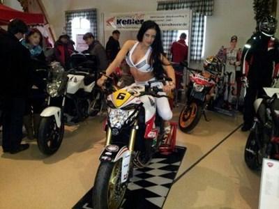 Motorradmesse Wernesgrün