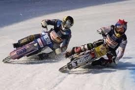 Eisspeedway Finale-Einzel-WM in Inzell