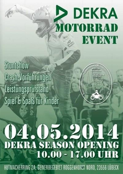 DEKRA Motorrad-Event