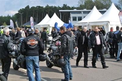 Motorrad StartUp Day 2014 - Wir sind dabei!