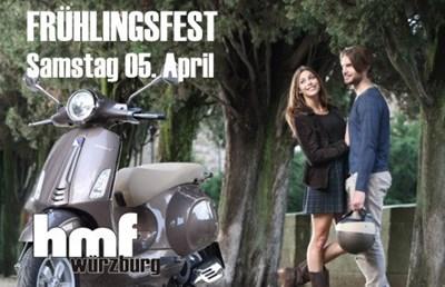 hmf LIVE Motorrad und Roller Ausstellung