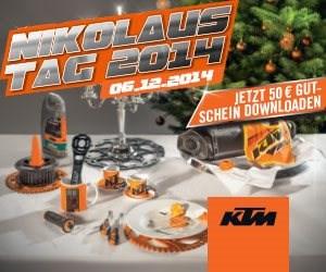 KTM Nikolaustag 06.12.2014