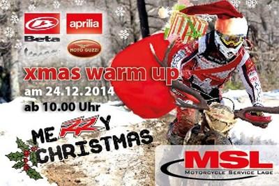 MSL Weihnachtsfeier 2014