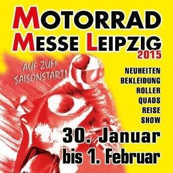 Motorradmesse Leipzig