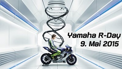 Yamaha R-Day 2015