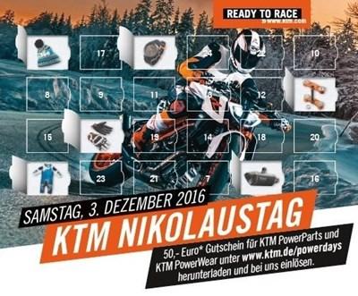 KTM Nikolaustag 03.12.2016