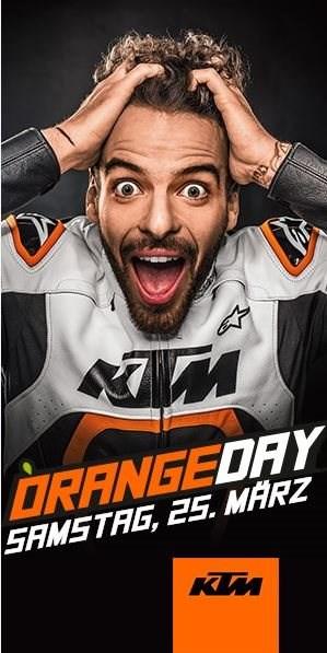 KTM Orangeday