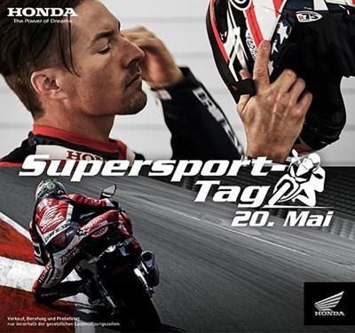 Honda Supersport-Tag 20.5.2017 !