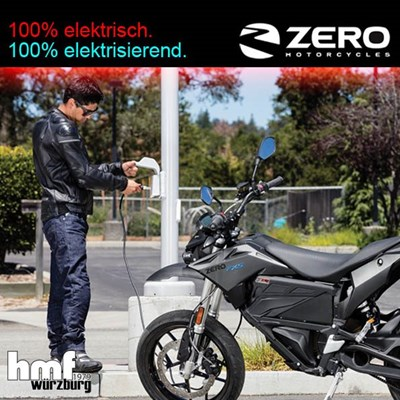 ZERO Testtag am 16.09.     100% elektrisch