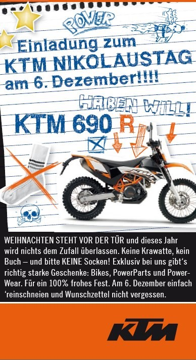 Traditioneller KTM-Nicolaustag bei uns