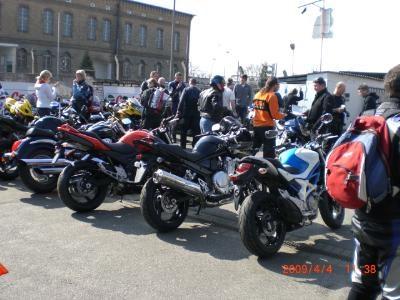 KTM & Suzuki Saisonstart 2011