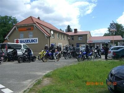 Motorradausfahrt 2011