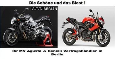 Am 17.12.2011 ist X-mas day - Erleben Sie live mit anderen die MV Agusta & Benelli Bikes