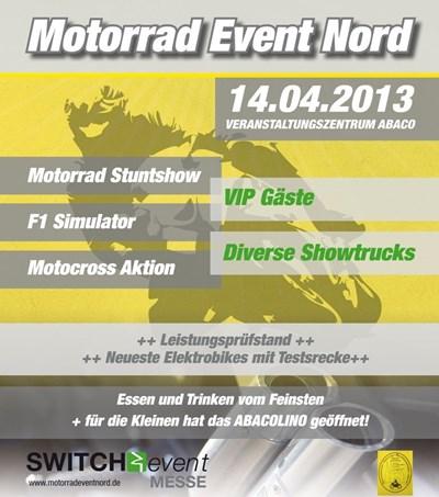 O wie M beim MEN Motorrad-Event-Nord