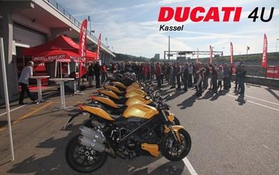 Ducati 4U - Oschersleben