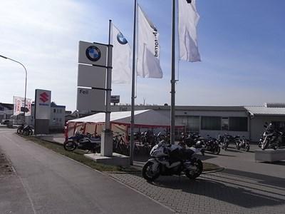 BMW  Saisonstart
