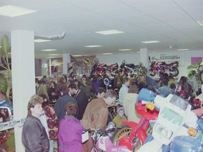 Ausstellung 1992